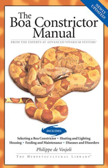 Boa Constrictor Manual (The)