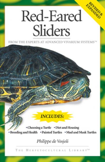 General Care And Maintenance Of Red-Eared Sliders (The)