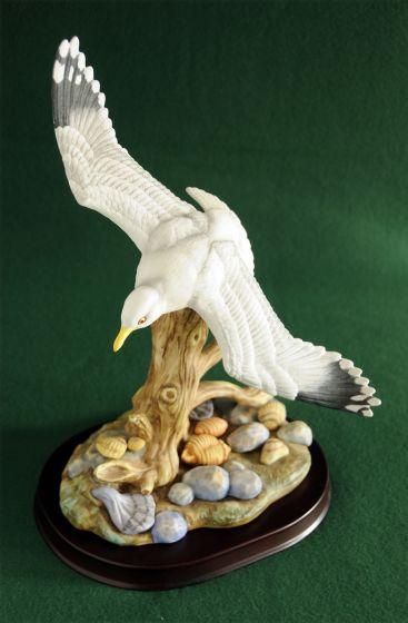 Seagull Sculpture