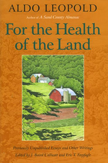 For The Health Of The Land.