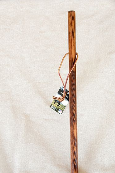 """Pine 41"""" Walking Stick"""