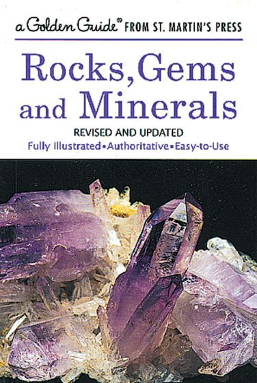 Rocks And Minerals (Golden Guide)