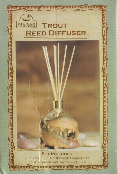 Trout Reed Diffuser