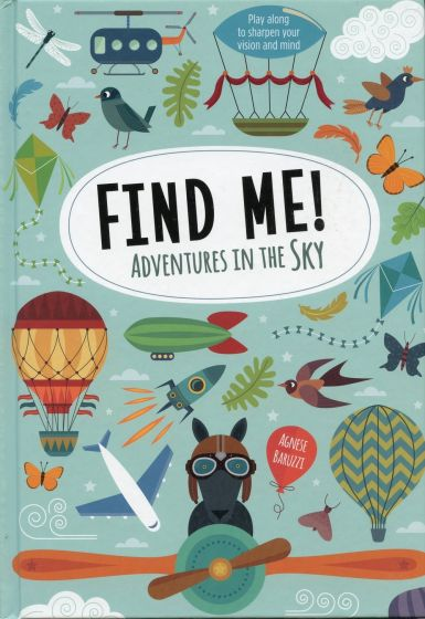Find Me! Adventures in the Sky