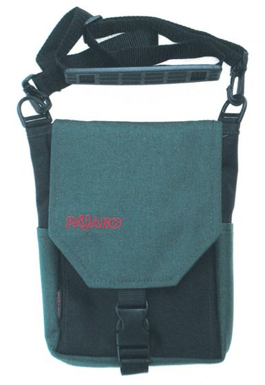 Pajaro® Field Bag - Waist Strap Style (Forest Green Color)
