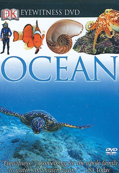 Eyewitness Ocean (Dvd)