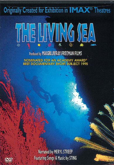 Living Sea Dvd (The)
