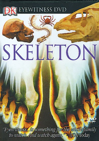 Eyewitness Skeleton (Dvd)