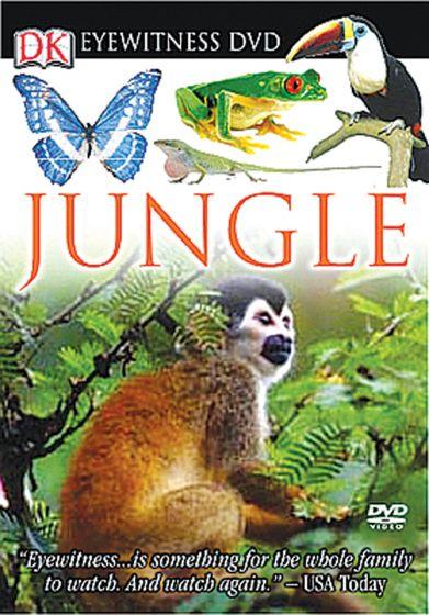 Eyewitness Jungle (Dvd)