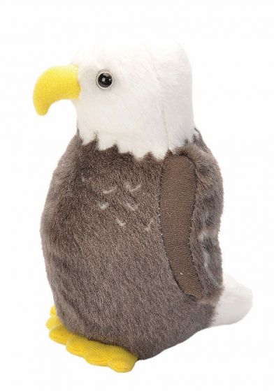 BALD EAGLE (Audubon Plush Bird).