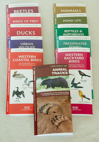 Pocket Naturalist Laminated Field Guides: Western Collection (11 Guides)