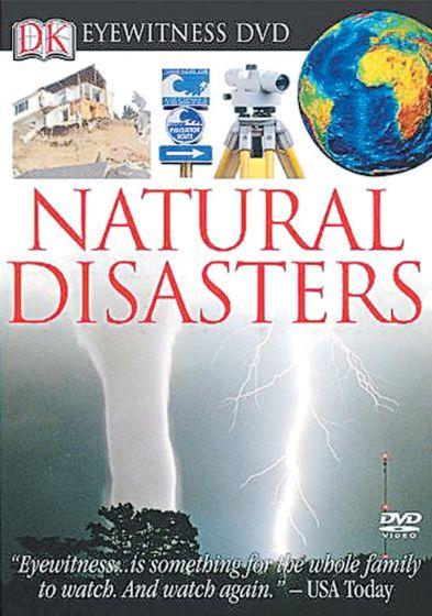 Eyewitness Natural Disasters (Dvd)