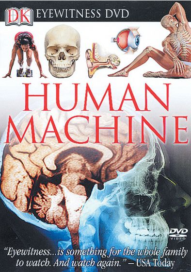 Eyewitness Human Machine (Dvd)