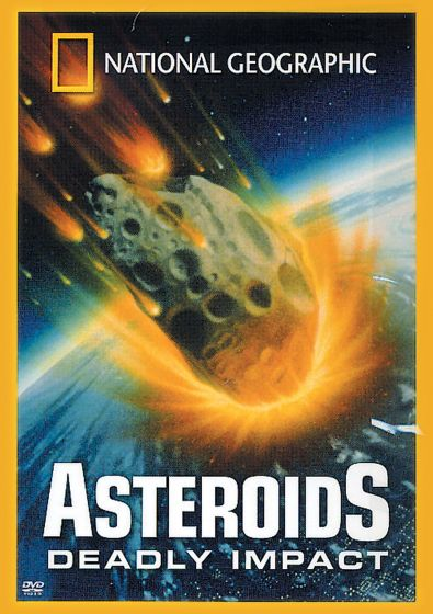 Asteroids: Deadly Impact (National Geographic Dvd)