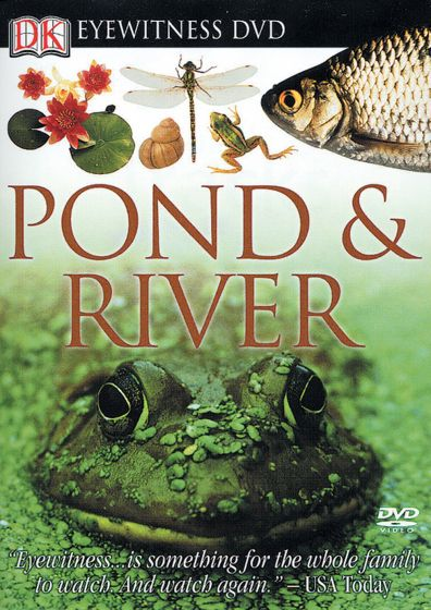 Eyewitness Pond And River (Dvd)