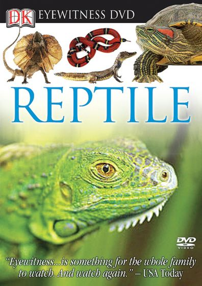 Eyewitness Reptile (Dvd)
