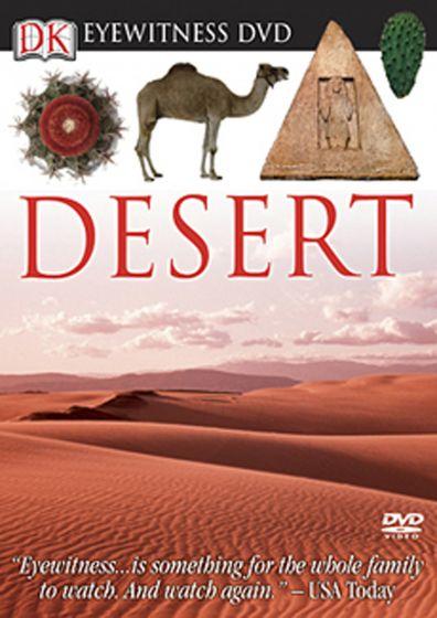 Eyewitness Desert Dvd