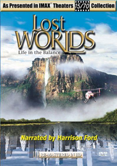 Lost Worlds Dvd