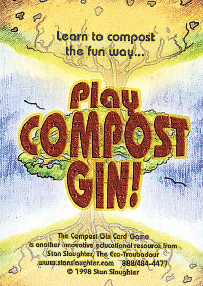Compost Gin (Card Game)