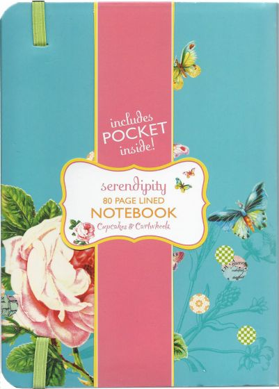 Floral & Butterfly Journal