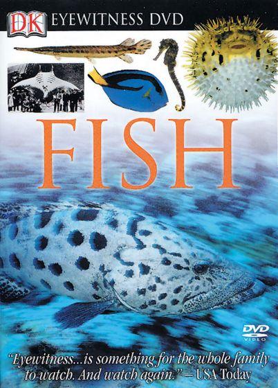 Eyewitness Fish (Dvd)