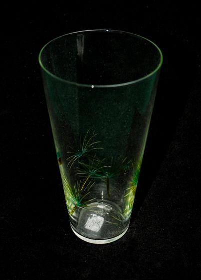 Fern Frond Glass