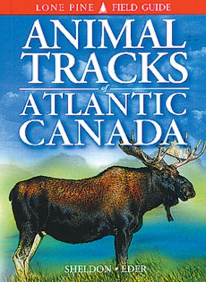 Animal Tracks: Atlantic Canada (Lone Pine Tracking Guide)