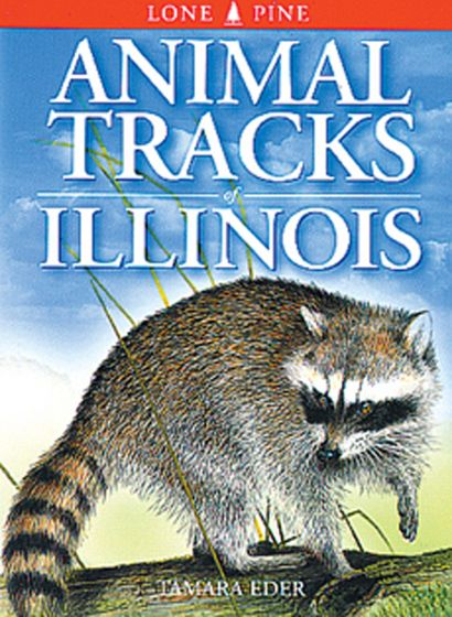 Animal Tracks: Illinois (Lone Pine Tracking Guide)