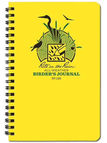 Waterproof Birder'S Field Notebook (Rite-In-The-Rain®.