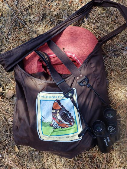 California Naturalist Tote Bag