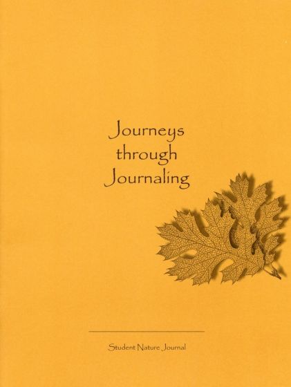 Journeys Through Journaling: Student Nature Journal