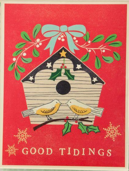 Good Tidings Holiday Boxed Notes