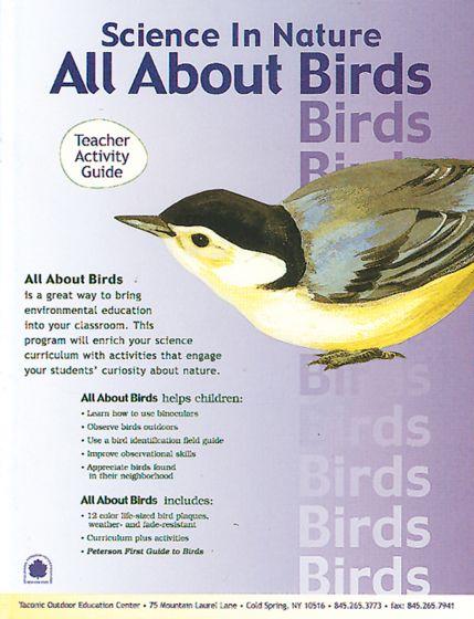 All About Birds Field Identification Kit