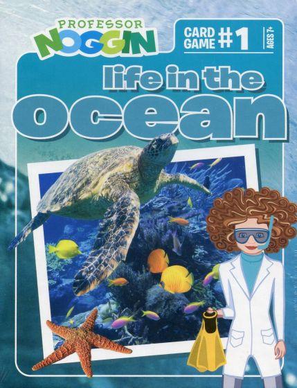 Life in the Ocean Game (Professor Noggin's®)