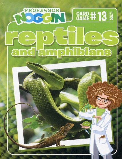 Reptiles & Amphibians Game (Professor Noggin's®)