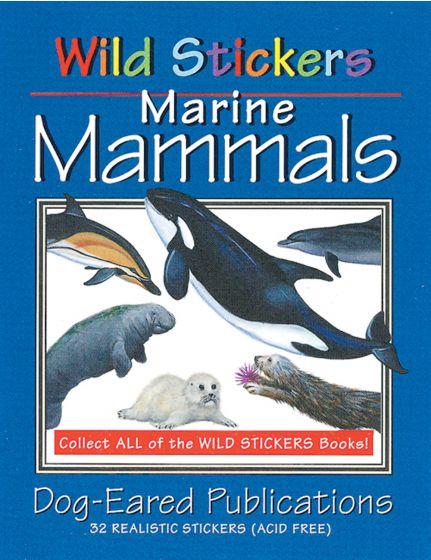 Marine Mammals Stickers