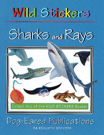 Sharks And Rays Stickers