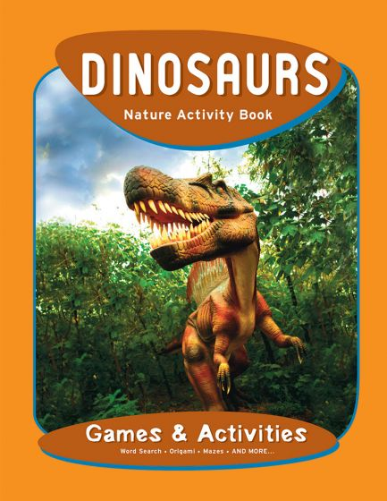 Dinosaurs Nature Activity Book