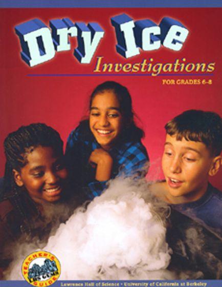 Dry Ice Investigations (Gems)