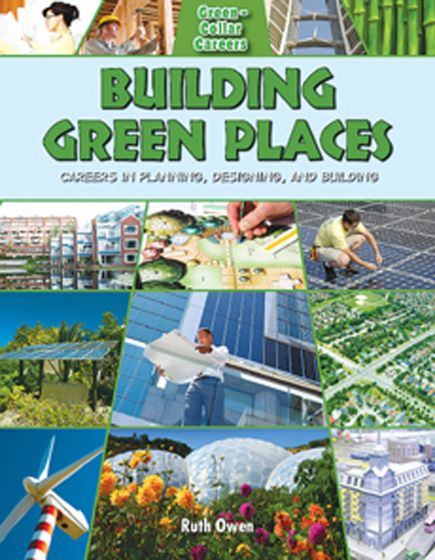 Building Green Places: Careers In Planning