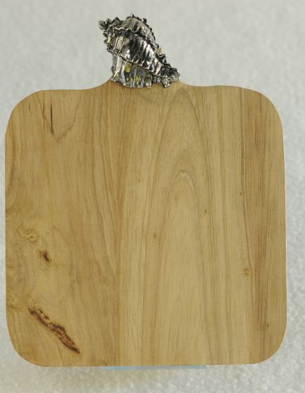 Seashell Small Wooden Cutting Board