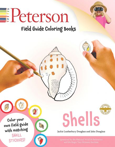 Shells Coloring Book (Peterson Guide)