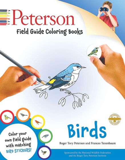 Birds Coloring Book (Peterson Guide)