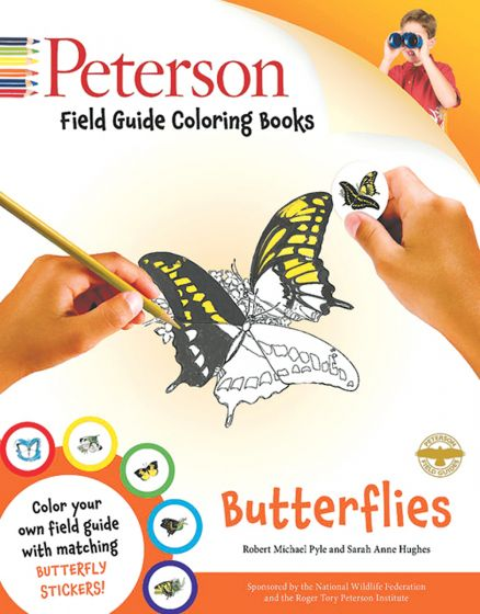 Butterflies Coloring Book (Peterson Guide)