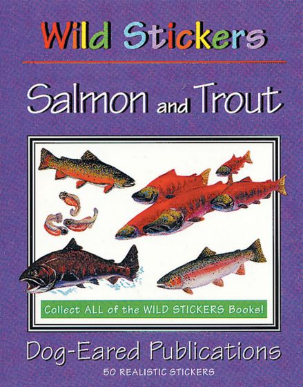 Salmon And Trout Stickers