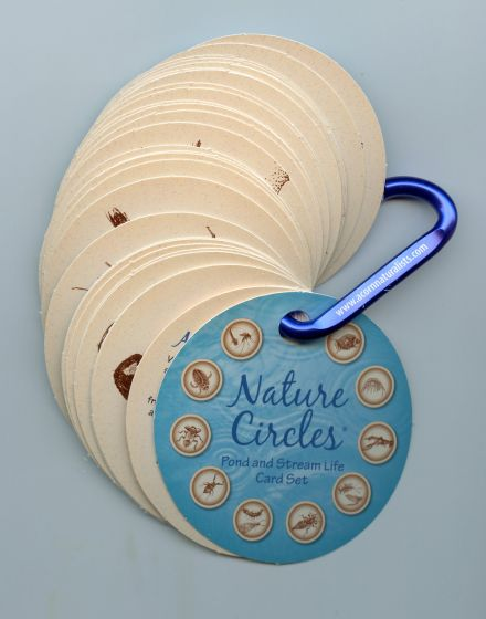 Nature Circles® Pond And Stream Life Card Set