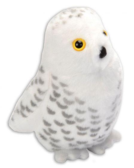 SNOWY OWL (Audubon Plush Bird).