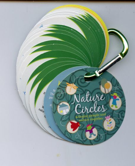 Nature Circles® Activity Cards for Young Children