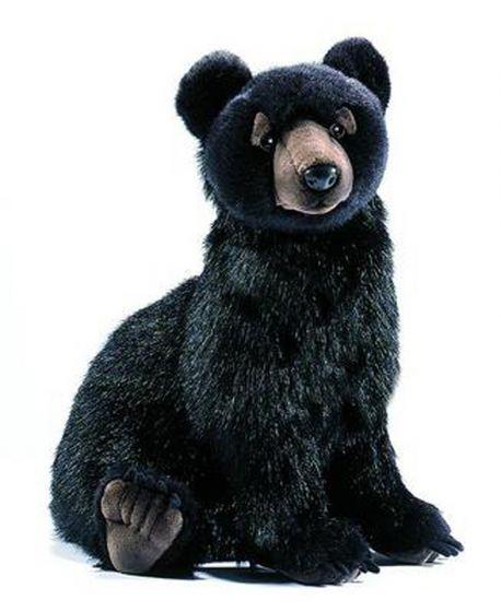 Black Bear (Hansa Plush)