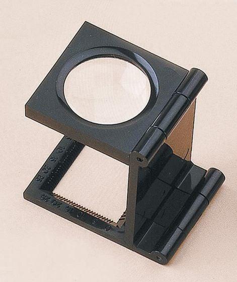 """Measuring (""""Linen"""") Magnifier"""